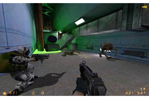 Half-Life: Opposing Force download PC