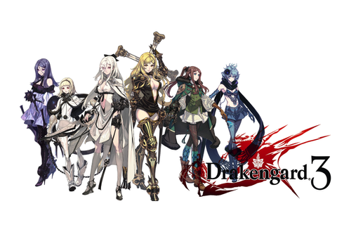 Drakengard 3 Wallpaper by ProtosOmega.deviantart.com on ...
