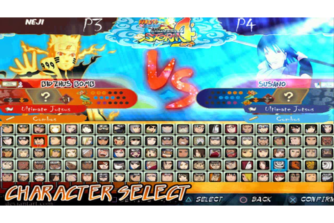 Download Naruto Shippuden Ultimate Ninja Storm 3 Mugen ...