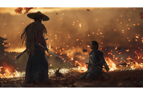 Feature: E3 2018 Game of the Show - Ghost of Tsushima ...