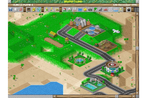 Скриншоты Holiday Island на Old-Games.RU