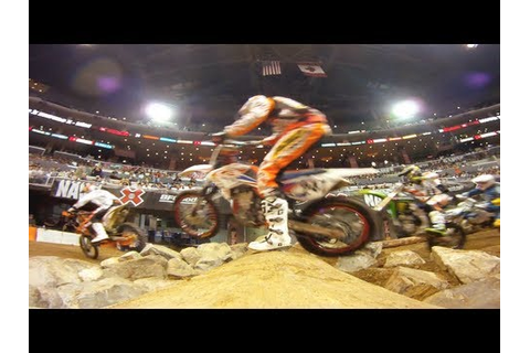 GoPro HD: Moto Enduro X - X Games 17 - YouTube