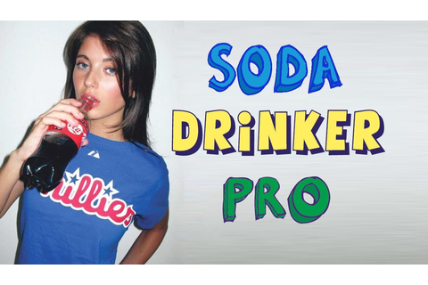 Soda Drinker Pro - Soda Drinking Simulator - YouTube