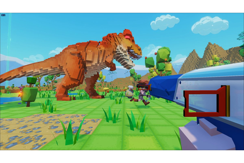 Family-friendly PixArk is a smart remix of Ark: Survival ...