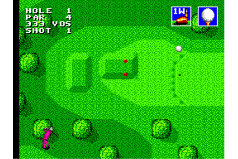 Play Sega World Tournament Golf Sega Master System online ...