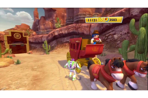 Toy Story 3 Video Game - Woody's Roundup - Part 4 ...