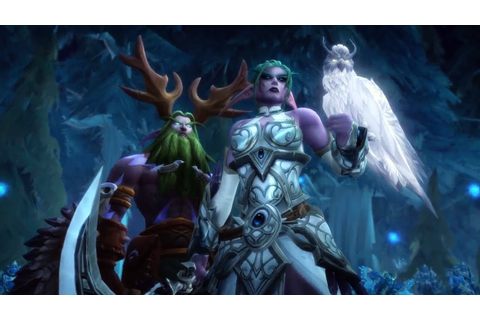World of Warcraft: All Battle for Azeroth In-game ...