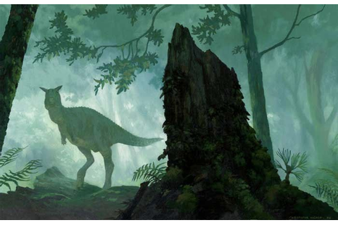 Of Dinosaurs | Cool Dinosaur Art: Dinosaur by chvacher ...