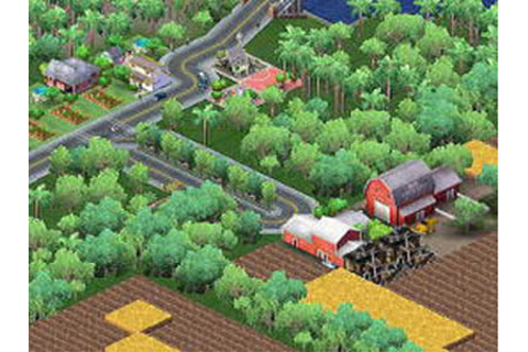 SimCity 64 Review for N64DD (2000) - Defunct Games