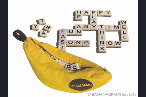 REVIEW: Bananagrams Word Games - Fun For the Whole Family ...