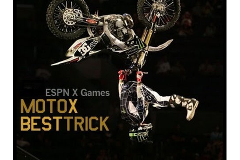 X Games Moto X Best Trick Compilation - YouTube