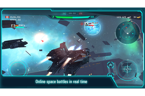 Online multiplayer space combat game Space Jet is now ...