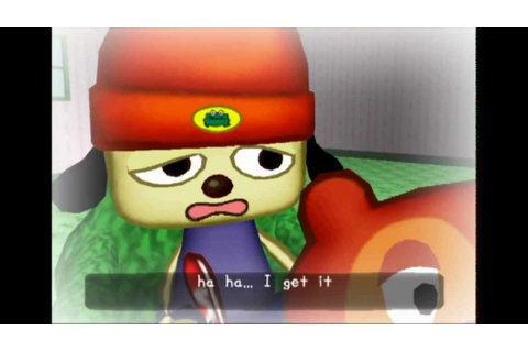 PaRappa the Rapper 2 Walkthrough/Gameplay PS2 HD - YouTube