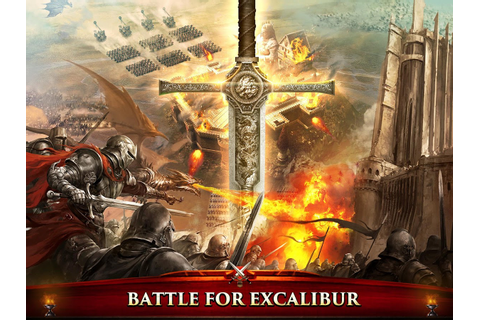 King of Avalon: Excalibur War - Android Apps on Google Play
