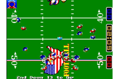 Gridiron Fight | 80'S Top Games