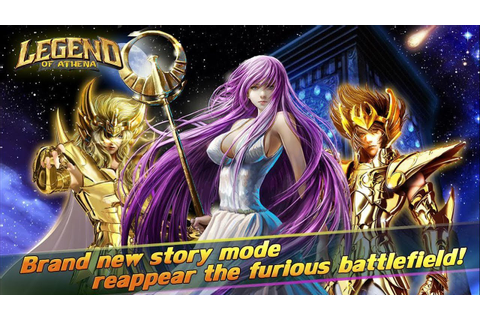 Knight of Zodiac LOA Legend Of Athena android game first ...