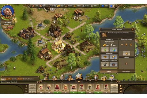 The Settlers Online Review