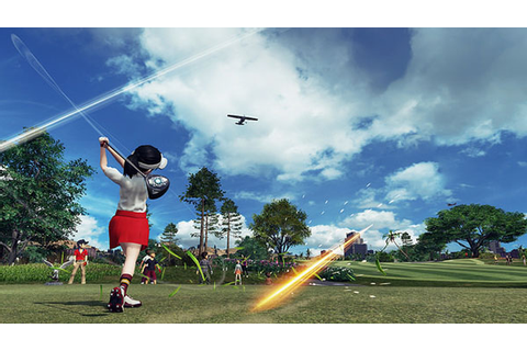 Everybody's Golf for PS4 launches August 29 in North ...