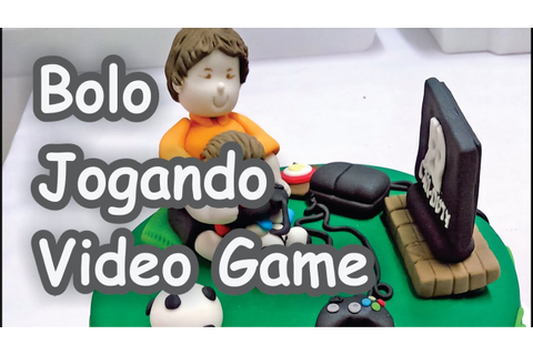 Bolo jogando vídeo game - YouTube