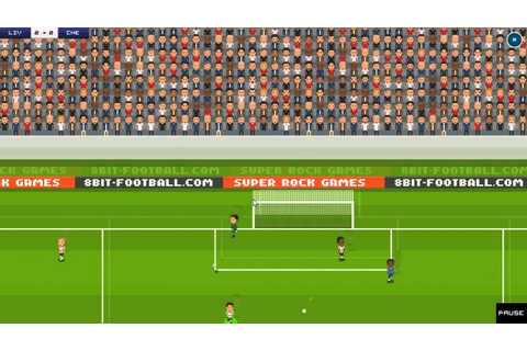 Pixel Soccer Demo from Super Rock Games - YouTube