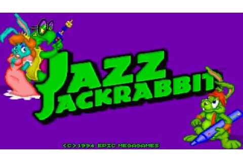 Jazz Jackrabbit gameplay (PC Game, 1994) - YouTube