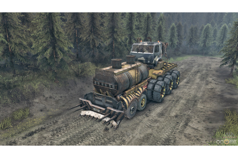 Download Game PC Spintires Full Version ~ mod ukts-haulin