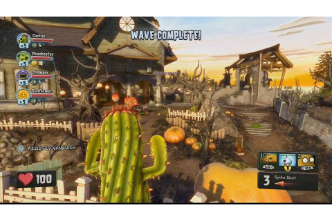 Plants vs Zombies Garden Warfare Download Free Full Game ...