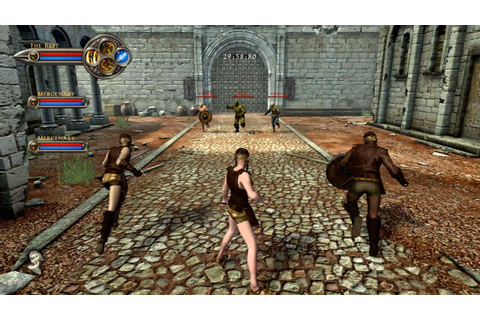 Clan Of Champions Game - Free Download Full Version For Pc