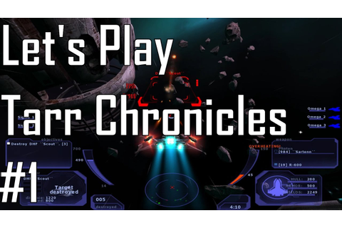 Tarr Chronicles - WTF Is Going On?1!!! - Let's Play 1/3 ...