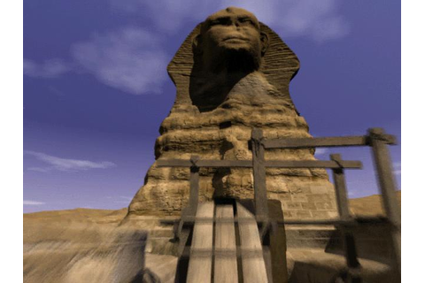 The Omega Stone: Riddle of the Sphinx II > iPad, iPhone ...