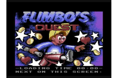 Flimbos Quest - OST - Title screen - YouTube