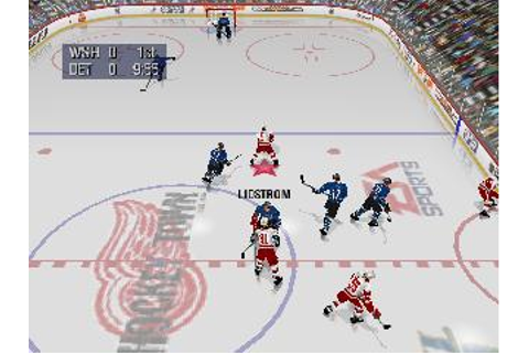NHL '99 Nintendo 64 Game