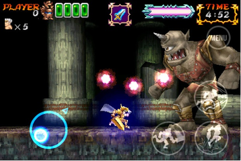 iPhone: Ghosts'N Goblins: Gold Knights II on App Store ...