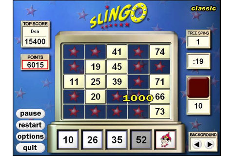 Slingo Deluxe Game Download Free - dsadsad
