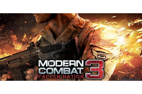 Modern Combat 3 Fallen Nation 1.1.4g APK + SD DATA Free ...