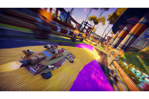 Trailblazers (PS4 / PlayStation 4) Game Profile | News ...