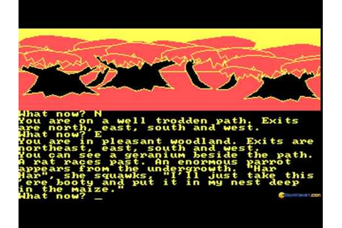 Silicon Dreams gameplay (PC Game, 1986) - YouTube