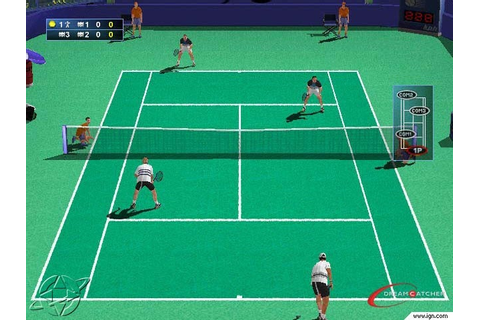 Agassi Tennis Generation Screenshots, Pictures, Wallpapers ...