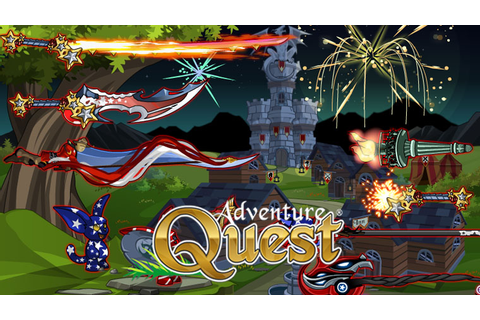 AdventureQuest - Play an online RPG for free
