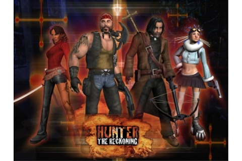 Hunter: The Reckoning (Video Game) - TV Tropes