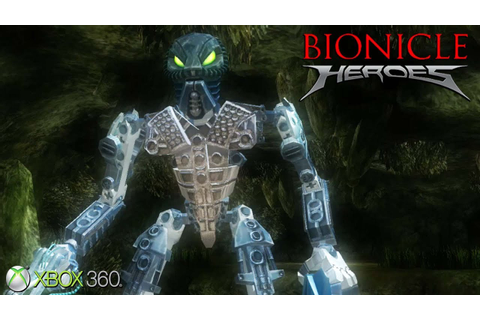 Bionicle Heroes - Xbox 360 Gameplay (2006) - YouTube