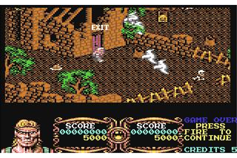 Game: Gauntlet III: The Final Quest [Commodore 64, 1991, U ...