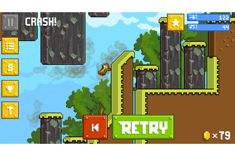 Rovio soft-launches Flappy Bird-inspired 'Retry' in Canada ...