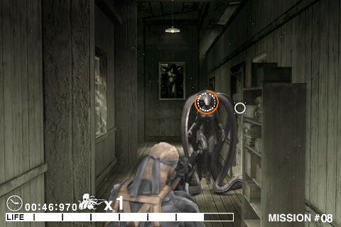 Metal Gear Solid Touch iPhone, iPod Touch review - DarkZero