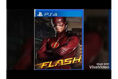 The flash video game 2017 cover - YouTube