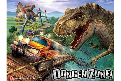 Jurassic Park III: Danger Zone! Preview (Altes Game vom ...