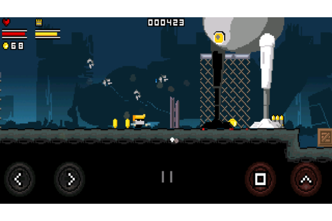 Free Downloaded Gamez: Gunslugs Android Game Free Download
