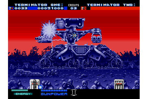 T2 - The Arcade Game (USA, Europe) ROM
