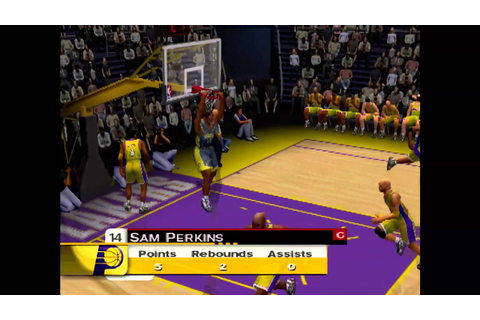 NBA 2 Night • HD Remastered Showroom • PS2 - YouTube