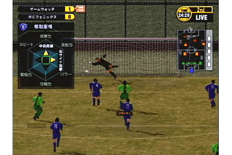 World Club Champion Football Serie A 2001-2002 arcade ...